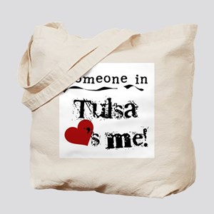 Tulsa Loves Me Tote Bag