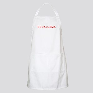 EMS Rights Ambulance Back BBQ Apron