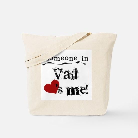 Vail Loves Me Tote Bag