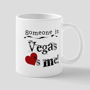 Vegas Loves Me Mug
