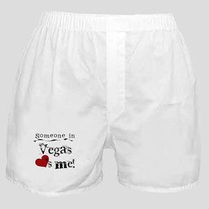 Vegas Loves Me Boxer Shorts