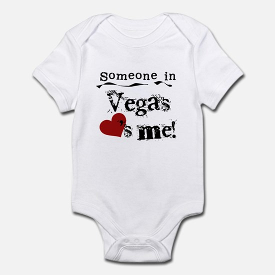 Vegas Loves Me Infant Bodysuit