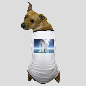Moon Angel Dog T-Shirt