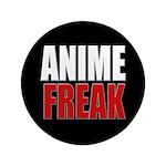 "Animefreak 3.5"" Button"