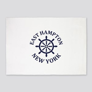 Summer East Hampton- New York 5'x7'Area Rug