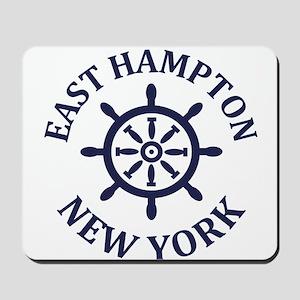 Summer East Hampton- New York Mousepad