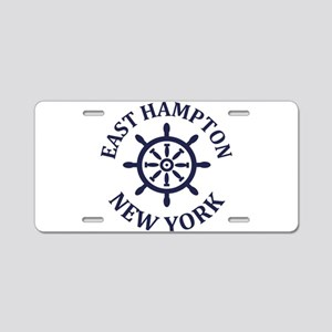 Summer East Hampton- New Yo Aluminum License Plate