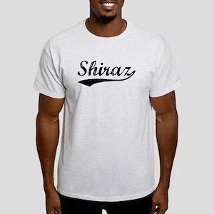 Vintage Shiraz (Black) Light T-Shirt
