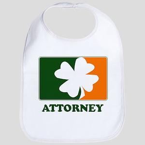 Irish ATTORNEY Bib