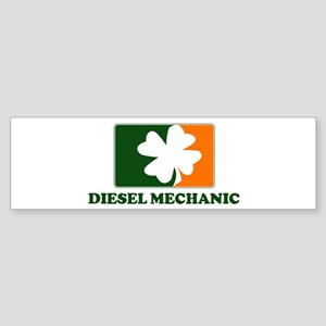 Irish DIESEL MECHANIC Bumper Sticker