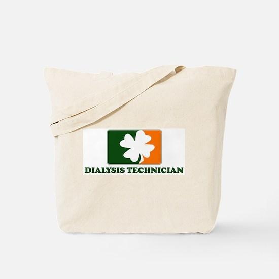 Irish DIALYSIS TECHNICIAN Tote Bag