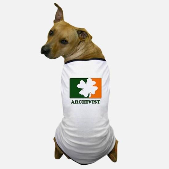 Irish ARCHIVIST Dog T-Shirt