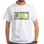 Irish Money White T-Shirt