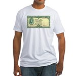 Irish Money Fitted T-Shirt