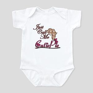 Just Call Me CutiePie - Infant Bodysuit