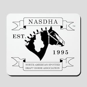 NASDHA Logo Mousepad