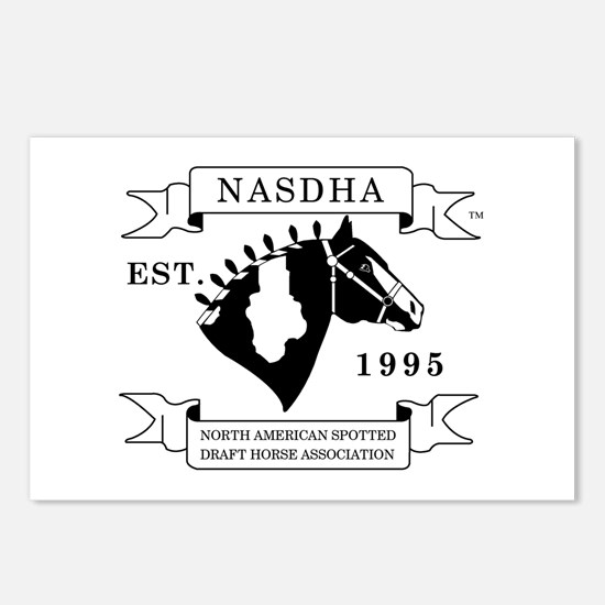 NASDHA Logo Postcards (Package of 8)
