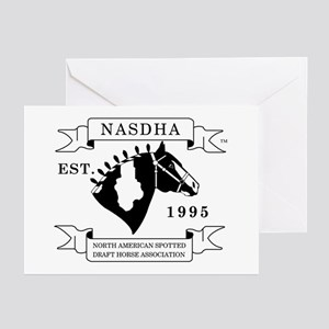 NASDHA Logo Greeting Cards (Pk of 10)