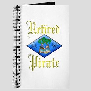 Retired Pirate Plan. Journal