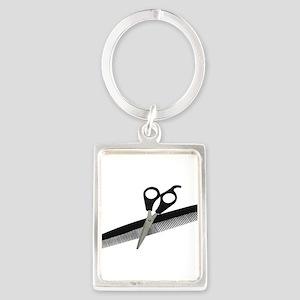 ScissorsComb052010 Keychains
