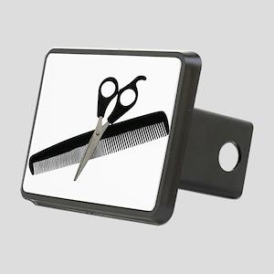 ScissorsComb052010 Rectangular Hitch Cover