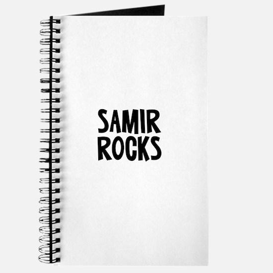 Samir Rocks Journal
