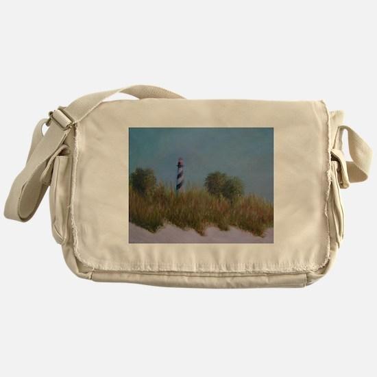 ST. AUGUSTINE LIGHTHOUSE VIEW Messenger Bag