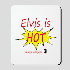 DOOL ELVIS Mousepad