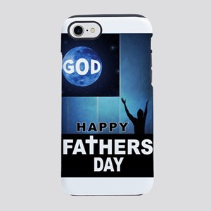 GOD OUR FATHER iPhone 8/7 Tough Case