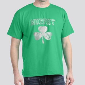 Irish Murphy Shamrock Dark T-Shirt