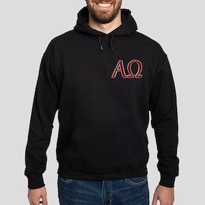Alpha & Omega Hoodie (dark)
