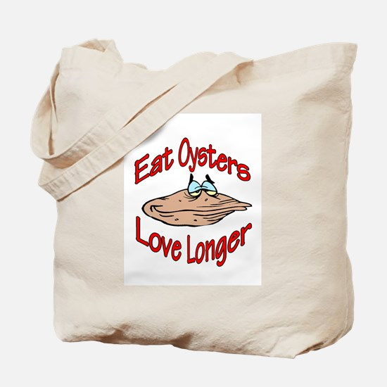 Like Oysters Tote Bag