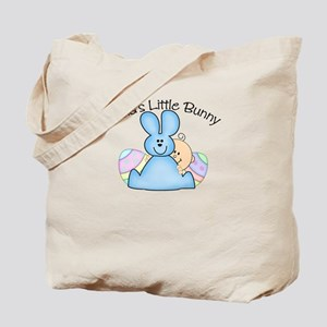Oma's Little Bunny Boy Tote Bag