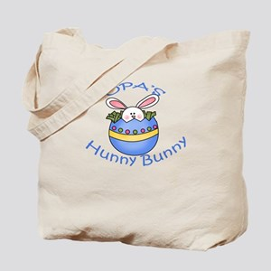 Opa's Hunny Bunny BOY Tote Bag