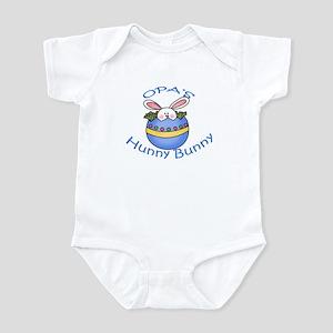 Opa's Hunny Bunny BOY Infant Bodysuit