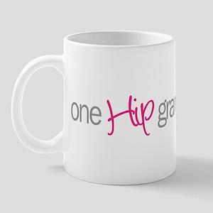 one hip grandma Mug