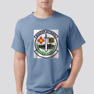 1608th Security Police Ash Grey T-Shirt