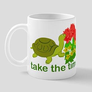 Take the Time Mug