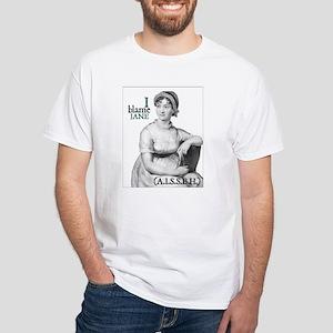 Jane Austen Blame T-Shirt