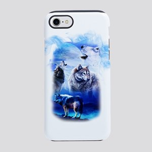 Wolf Moon iPhone 8/7 Tough Case