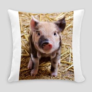 Pig Everyday Pillow