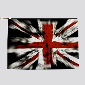 UK Flag England Makeup Bag