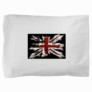 UK Flag England Pillow Sham