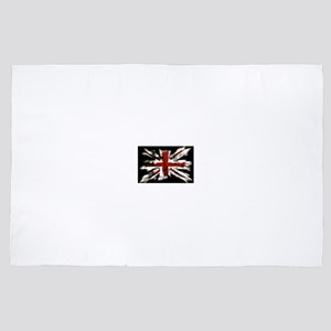 UK Flag England 4' x 6' Rug