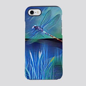 Dragonfly Pond iPhone 8/7 Tough Case