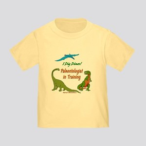Training Paleo Toddler T-Shirt