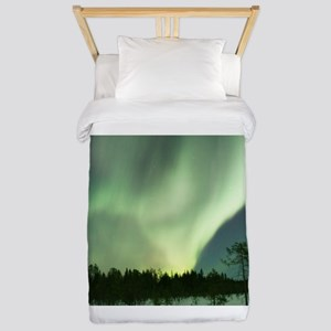 Northern Lights Twin Duvet Cover