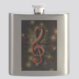 Clef Flask