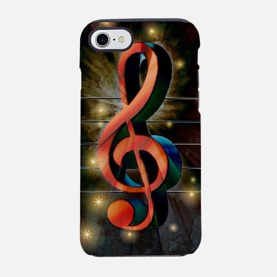 Clef iPhone 8/7 Tough Case
