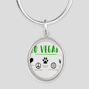 Vegan Food Healthy Necklaces